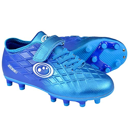 Optimum Junior Ignisio Easy Fasten Moulded Stud Football Boots