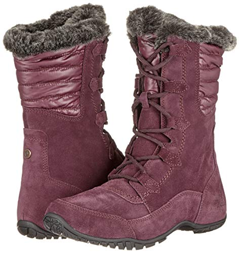 The North Face Women's Nuptse Purna Ii Snow Boots 5