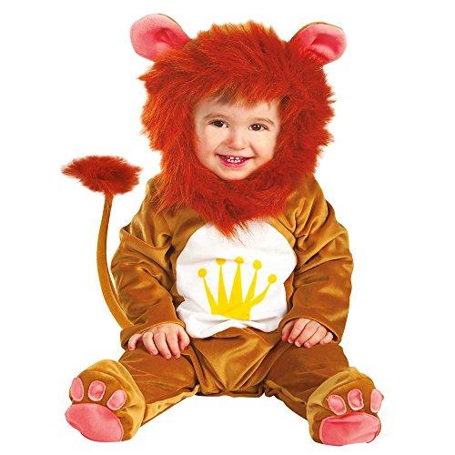 Costume vestito abito travestimento carnevale bambino leoncino