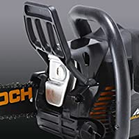 McCulloch CS 360T Petrol Chainsaws - Black