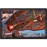 Wingnut Alas Wingnut 32072 - Juego de Accesorios para Modelo, Escala 1:32, Modelo Sopwith F.1 Camel USAS