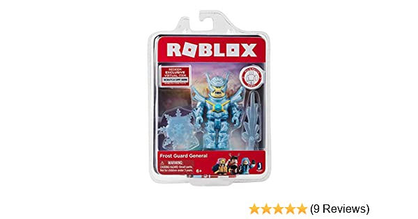 Roblox Frost Guard General Figure Pack