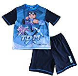 Dan TDM You Tube Heroes Short pyjamas The Diamond Minecart Pajamas 7 to 13 Years (8-9 Years 128-134cm)