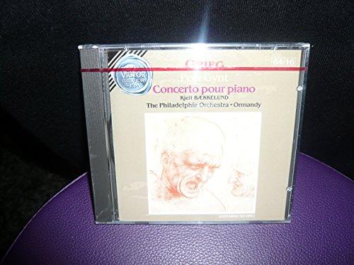 Peer Gynt - Concerto pour Piano
