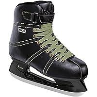 Roces Retro Ice Skate, Hombre, Negro, 41