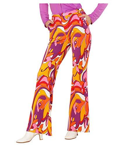 e 70er Jahre Schlaghose für Damen | S/M ; L/XL S/M ()
