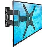 """NB P4 - Supporto TV da parete, girevole di alta qualità per schermi TV LCD LED e PLASMA 81-140 cm/ 32 """"-55"""" con  peso max. fino a 31,8 kg, ISO TUV GS"""