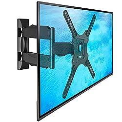 """NB P4 - LCD LED TV Wandhalterung 32""""-55"""" Fernseher max VESA 400 Neigbar Schwenkbar bis 31,8 kg, ISO TUV GS"""