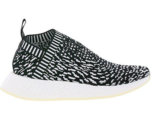 adidas Nmd_cs2 Pk, Scarpe da Ginnastica Unisex-Adulto Nero (Core Black/Core Black/Ftwr White)