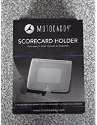 Motocaddy score card holder Golf Trolley Accessories