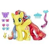 Hasbro My Little Pony Fluttershy, Criniera Magici Colori
