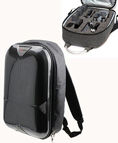 Navitech Hartschalen Reise Schulter Rucksack Backpack Bag Case Kasten für die DJI Mavic Pro Drone