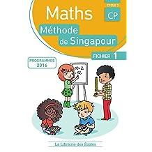 Mathématiques CP-Méthode de Singapour-Fichier de l''élève A
