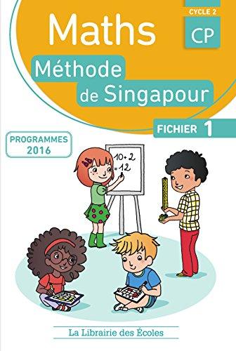 Mathmatiques CP-Mthode de Singapour-Fichier de l'lve A