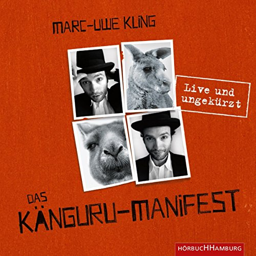 Das Känguru-Manifest: 4 CDs - Partnerlink