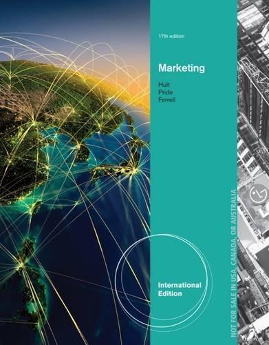 Marketing by O. C. Ferrell (2013-05-13)