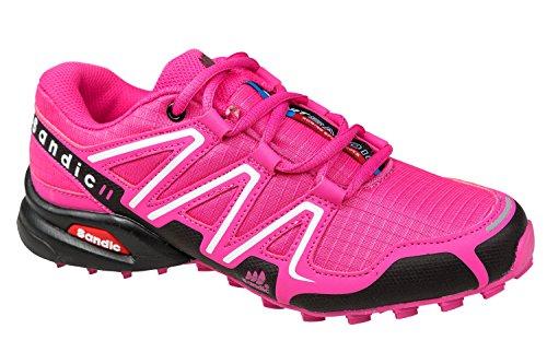GIBRA® Sportschuhe, sehr leicht und bequem, pink, Gr. 36-41 Pink