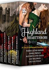 Highland Heartthrobs (English Edition)
