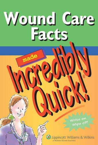 PDF Read Wound Care Facts Made Incredibly Quick (Incredibly