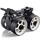 QOD Lithium 4-Rad kompakt Golf elektrisch Trolley mit Lithiumbatterie - 18 Loch Lithium-Akku