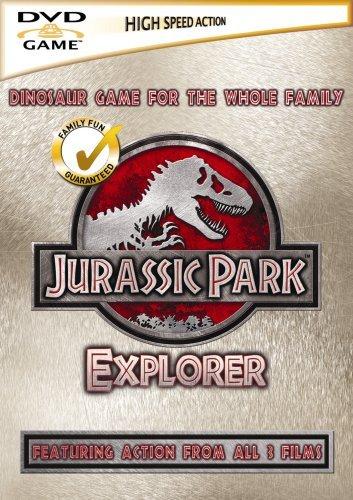 Jurassic Park Explorer [Interactive DVD] Explorer Parka