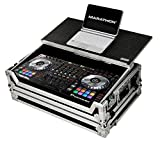 MARATHON FLIGHT ROAD CASE MA-DDJSZWLT Case-to-Hold 1 x Pioneer DDJ SZ SERATO DJ USB Music Controller + Laptop Shelf & WHEELS