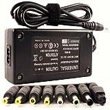 iClever® Fuente de alimentación portátil universal 70w para SONY, Toshiba, IBM, Samsung, Dell, Acer HP, Compaq gateway, Toshiba