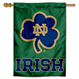 College Flags and Banners Co. Notre Dame Kleeblatt 71,1 x 101,6 cm