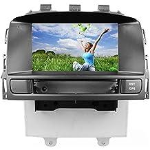 """Likecar PC para coche de 7"""" Android 4.4 con reproductor de DVDpara Opel Astra J, GPS, Wifi, radio, pantalla táctil, sonido estéreo, Bluetooth"""
