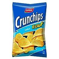 Lorenz Crunchips X-Cut Salted - 85 g