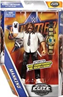 WWE Elite SUMMERSLAM 2017 serie WRESTLING ACTION FIGURE - Mankind ( Mick Foley ) con ALATO EAGLE Statuetta CINTURA