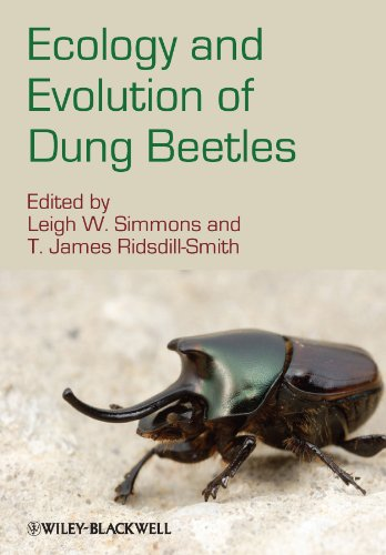Ecology and Evolution of Dung Beetles (English Edition)