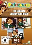 Pinocchio - DVD 2 (Folgen 7-12)