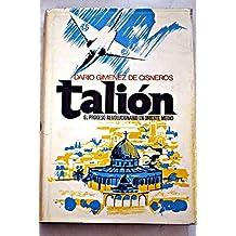 Talion. El proceso revolucionario en Oriente Medio