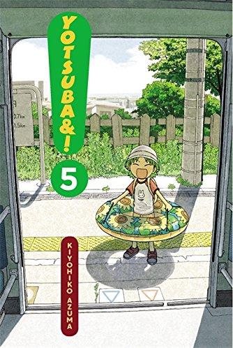 Yotsuba&!: Vol 5