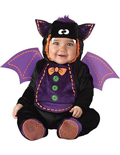 Generique - Fledermaus-Kostüm für Babys 68/80 (6-12 -
