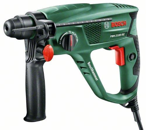 elektro bohrhammer Bosch Bohrhammer PBH 2100 RE (Tiefenanschlag, Zusatzhandgriff, Koffer, 550 Watt)