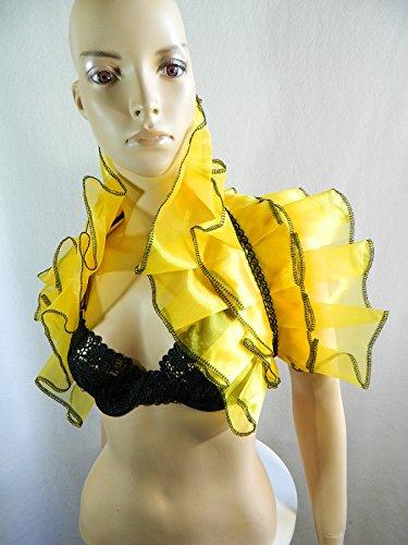 onne Wrap Shrug Bolero Karneval Dragqueen Burlesque (Kostüm Burlesque Cabaret)