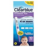 Clearblue Advanced Digital Ovulation Test Kit (OPK) 10 Tests(Package May Vary)