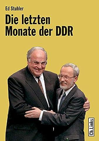 Die letzten Monate der DDR - Die Regierung de Maizière