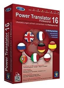 Power Translator 16 Professional [import allemand]