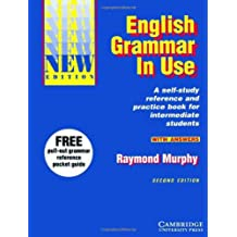 English Grammar In Use, seconde édition. With Answers.