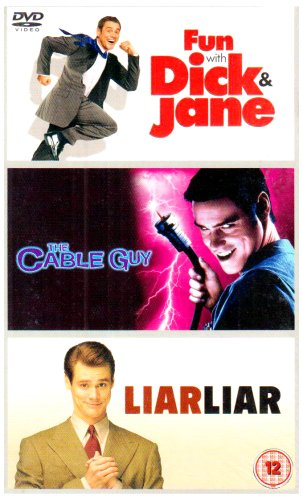 Bild von Fun With Dick and Jane/the Cable Guy/Liar Liar [UK Import]