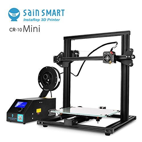SainSmart x Creality Imprimante 3D «CR-10Mini Haute précision Plateau chauffant Taille 300x 220x 300mm
