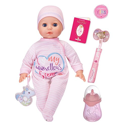 Schildkröt 620360002 - Kids Emilia Dreamy, 36 cm