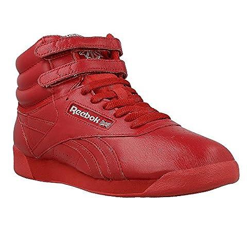 Reebok - FS HI OG Lux - BD4469 - Farbe: Rot - Größe: 38.0