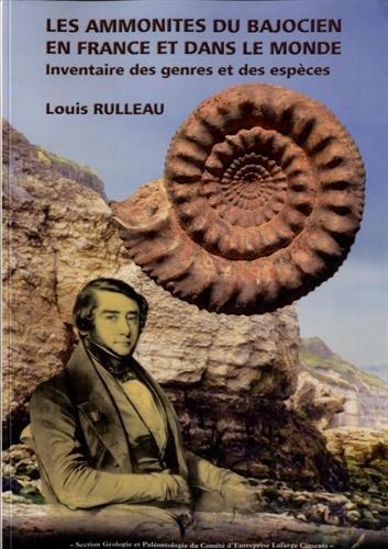 Les ammonites du Bajocien en France et dans le monde : Inventaire des genres et des espèces