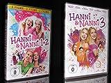 Hanni & Nanni Box - 1 + 2 + 3 - Collection als 3 DVD-Box-Set
