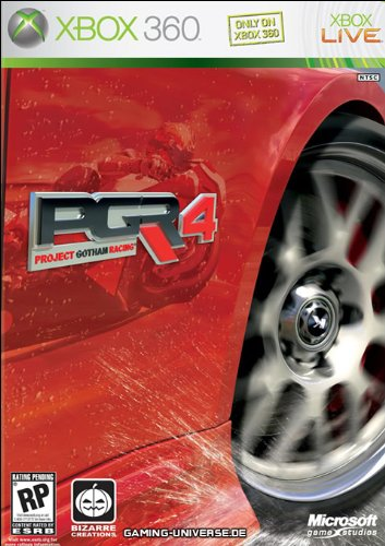 Preisvergleich Produktbild Project Gotham Racing 4