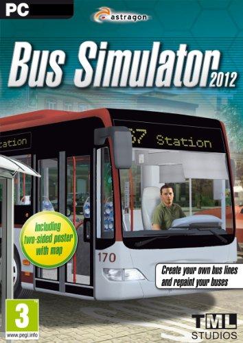 European Bus Simulator 2012 (Englisch)